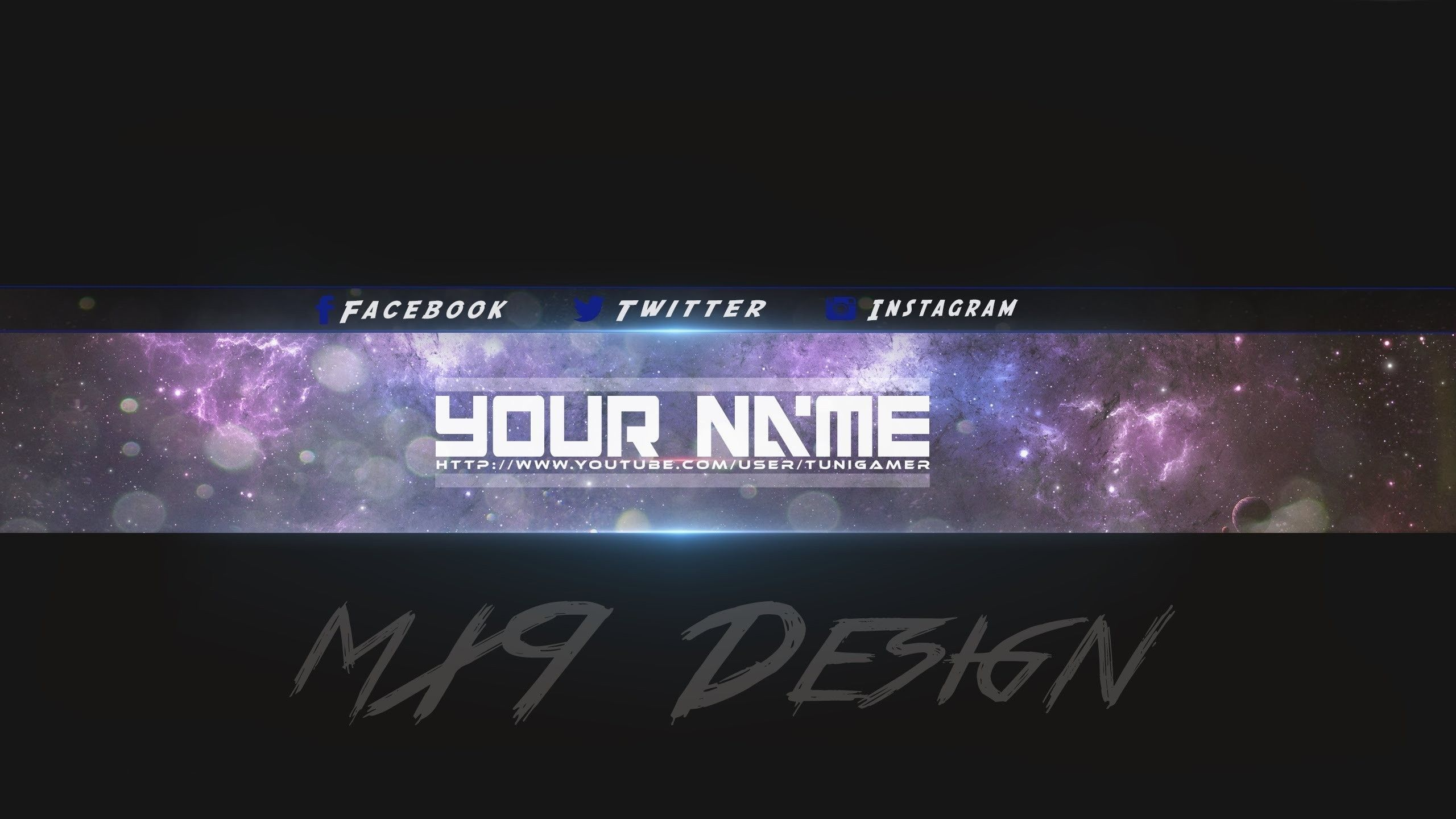 Youtube Banner Template Galaxy Why It Is Not The Best
